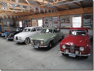 """Mini Saab """"museum"""""""