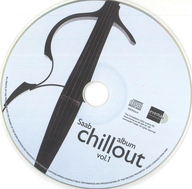 Saab Chillout Music Album vol.1