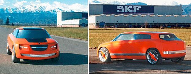 Saab Novanta by Bertone SKF