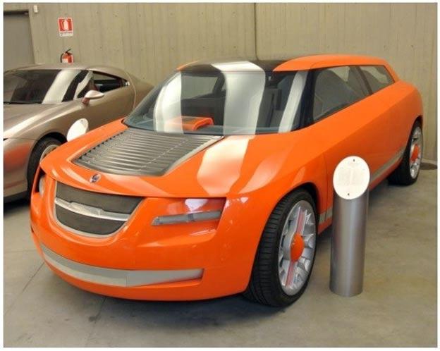 Saab Novanta Bertone up for Auction!