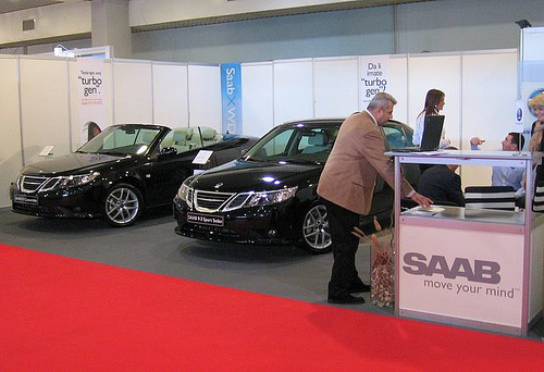 Saab 9-3 - Cars for high security