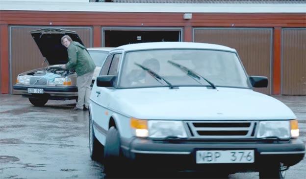 Saab or Volvo-- A man called Ove