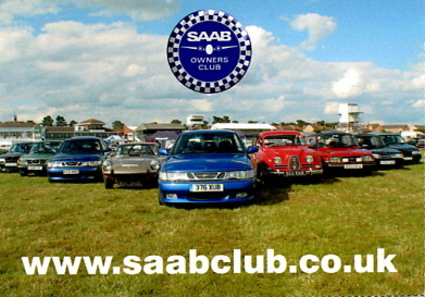 Saab Owners Club GB