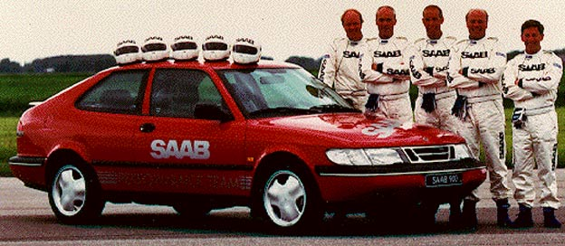 Saab Performance Team: Glory Days on Videos