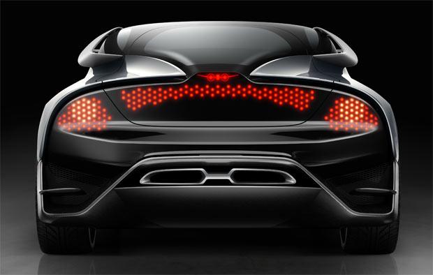 Saab PhoeniX - concept of future