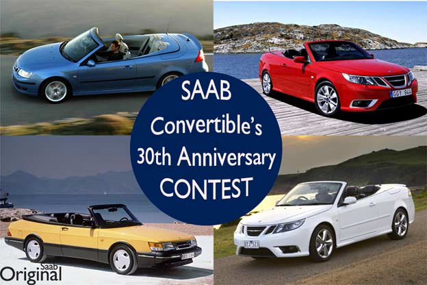 Saab Photo Contest by Orio