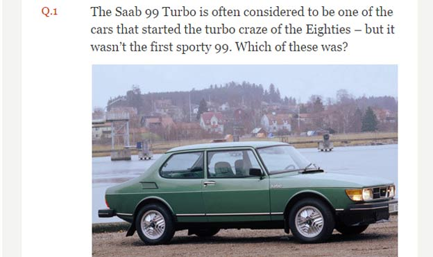 How much do you know about speedy Swedish cars?