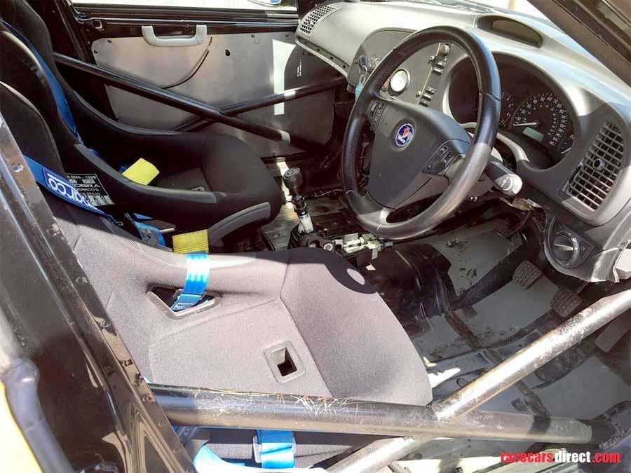 NeoBrothers sells Saab 9-3 SS Track-Day car