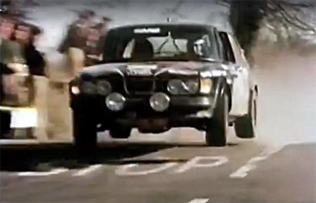 Saab Rally
