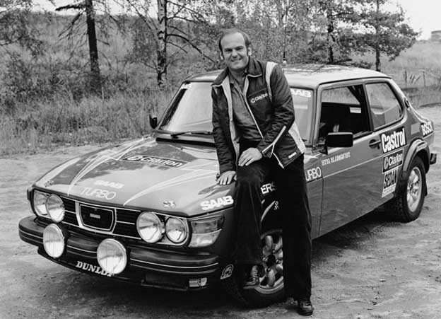 It was Blomqvist who won the Swedish Rally in 1979 and scored the first ever victory in World Championship rallying in a turbocharged car.