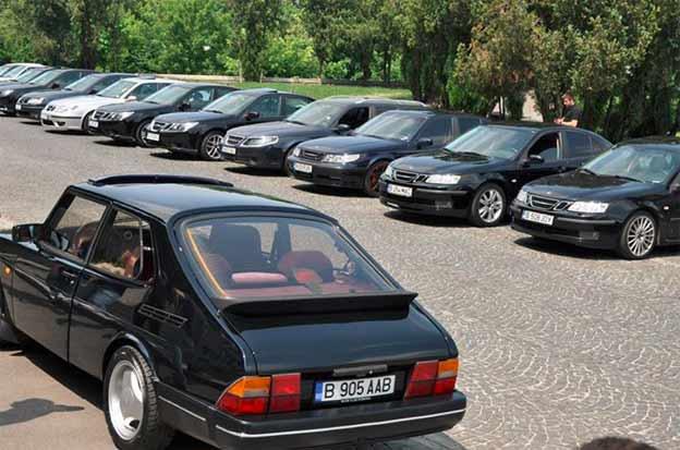 Saab Club Romania Meeting