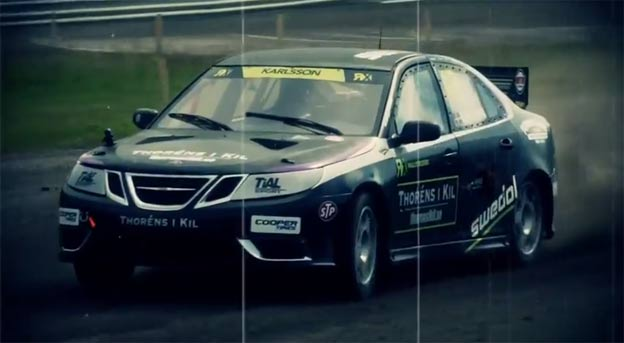 SAAB and Women in Motorsport!