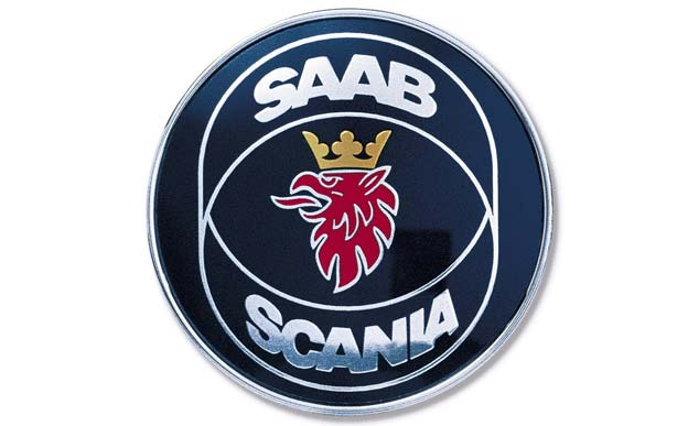 Saab Scania logo