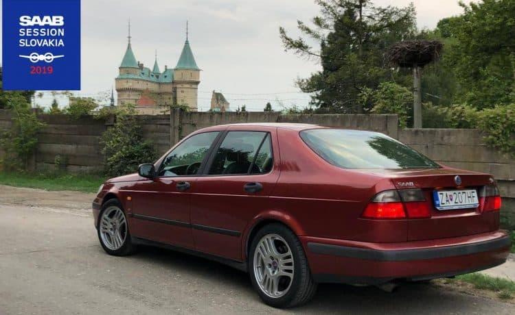 Saab Session Slovakia 2019