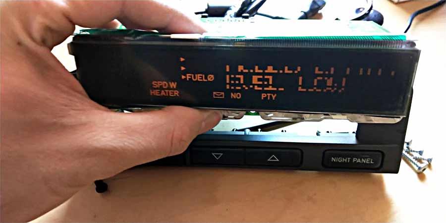 Saab SID pixel fix