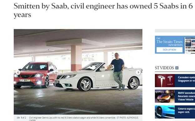 Saab Singapore