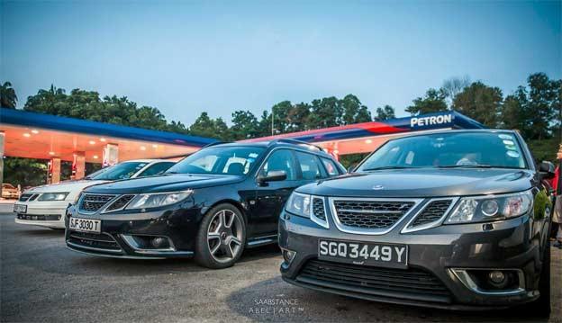 Saab-Singapore