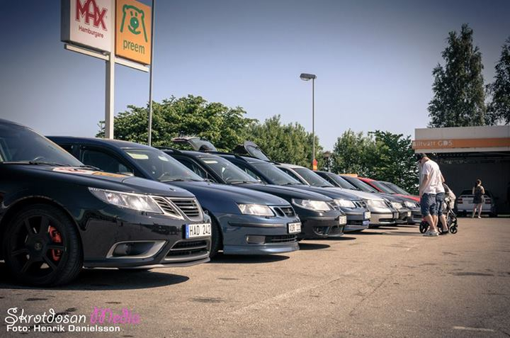 Trionic Meet: Saab Summer Meet 2014