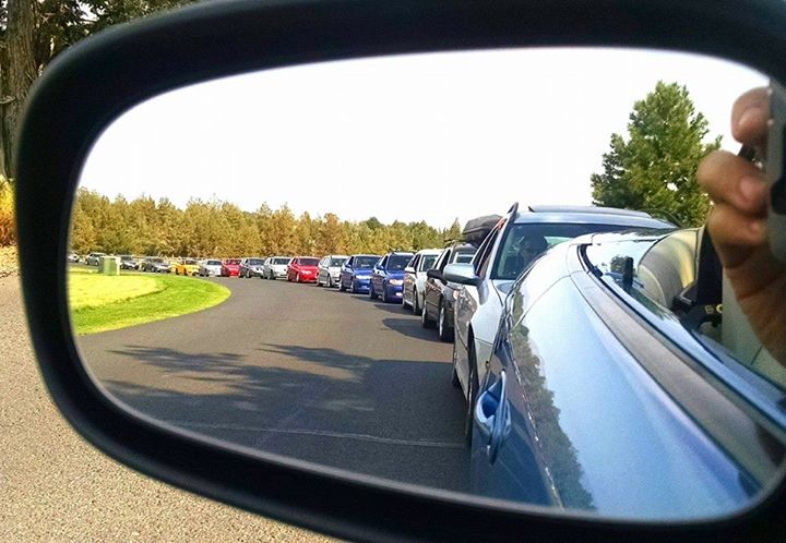 SAAB Owners Convention - Oregon USA