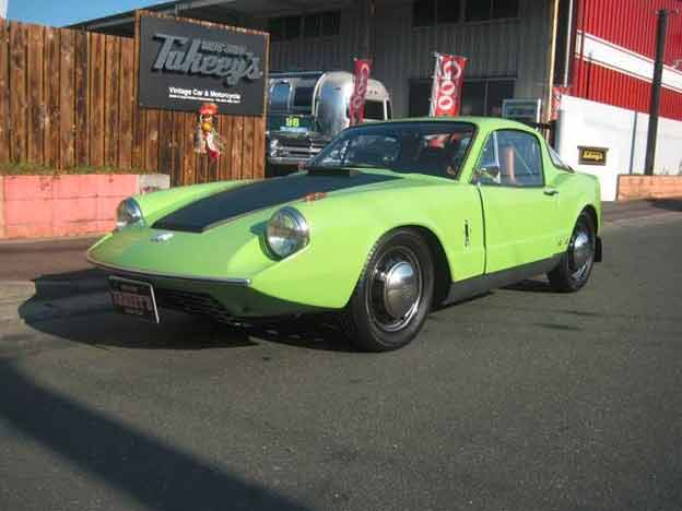 Saab Sonett for sale in Japan