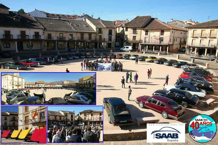 Saab Spain