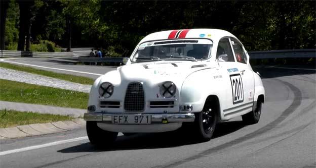 Saab Sport 1964