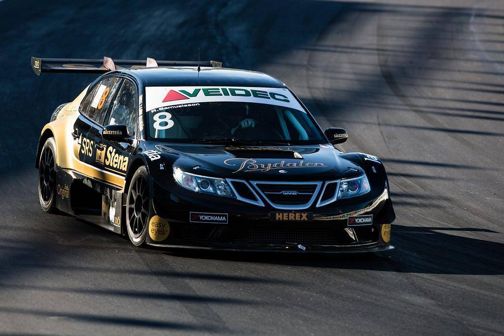 Vote for SAAB in Contest for hottest STCC 2014 car