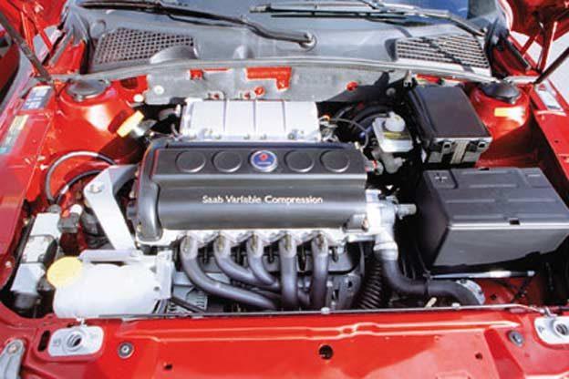 Saab SVC engine