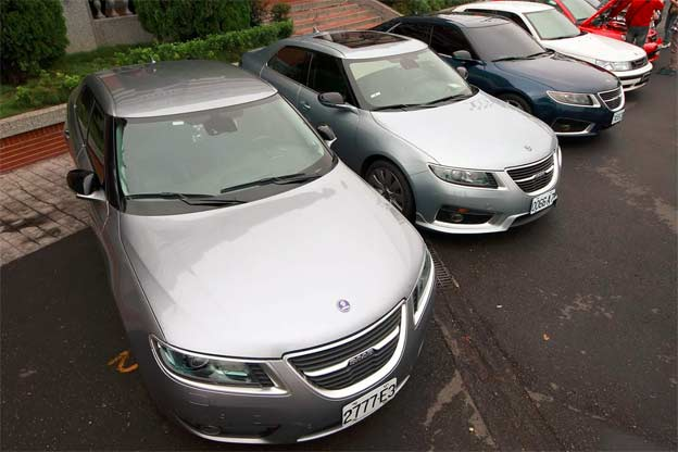 Saab Taiwan meeting