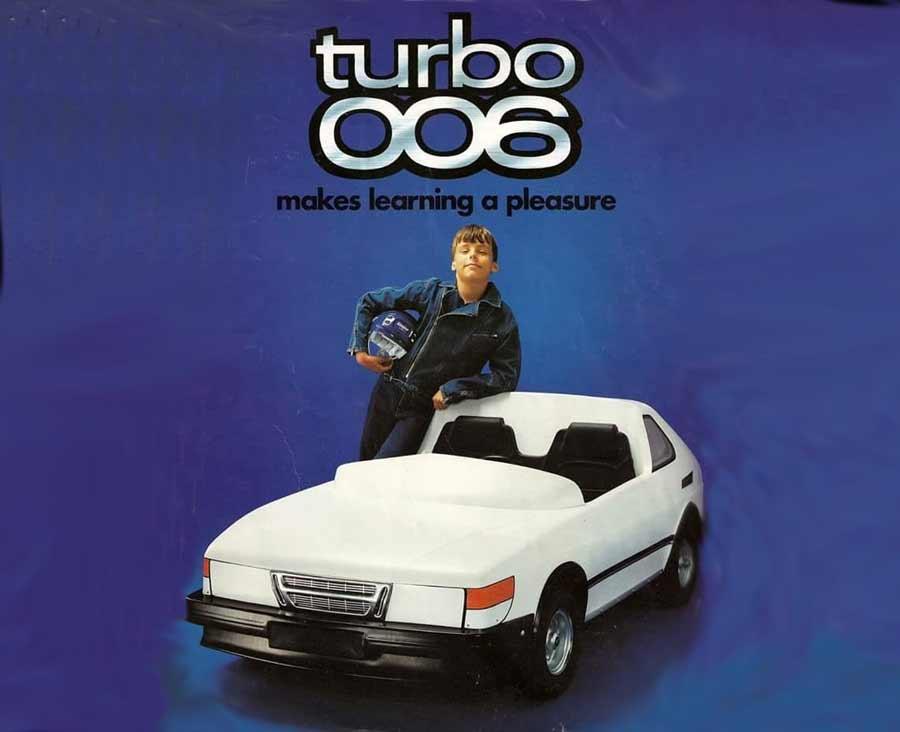 Saab Turbo 006 Mini Car
