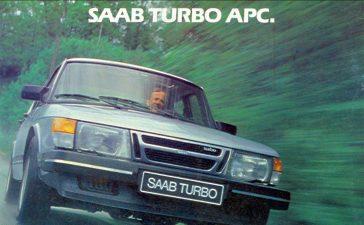 Saab Turbo APC