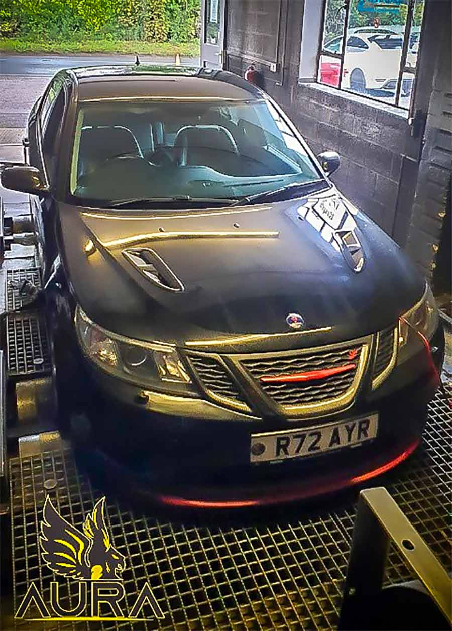 TUned Saab Turbo X