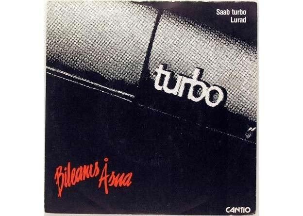 """Music classic: """"SAAB Turbo"""""""