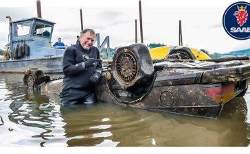 Saab underwater