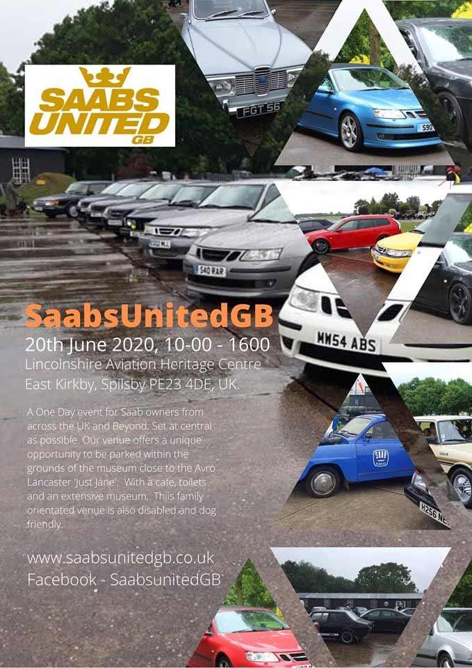 Saab United GB