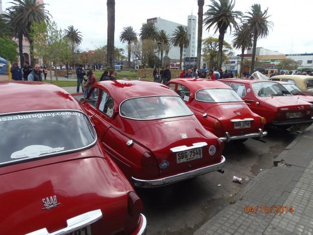 Saab Uruguay