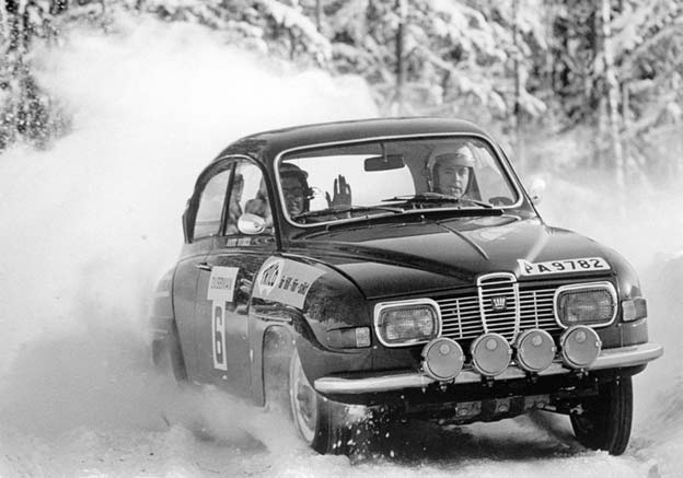 """Must See SAAB documentary: """"Masters at the wheel"""""""