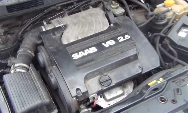Saab V6 2.5