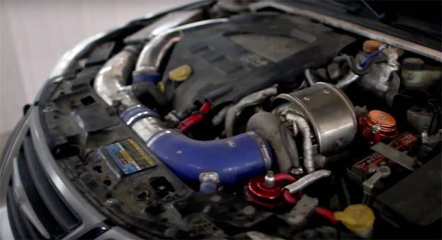 Saab V6 engine
