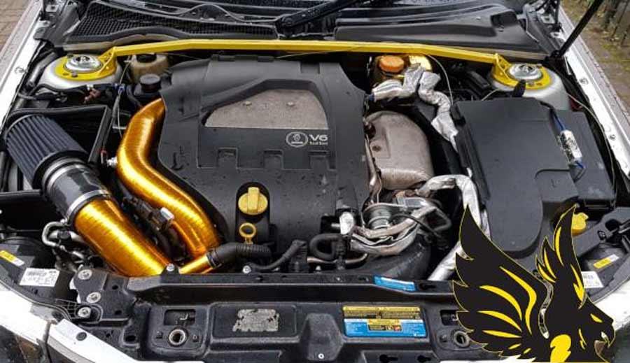 Gary's Saab 9-3 2.8T (382bhp) tuned by Aura Tuning