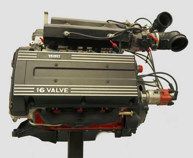 Saab V8 engine