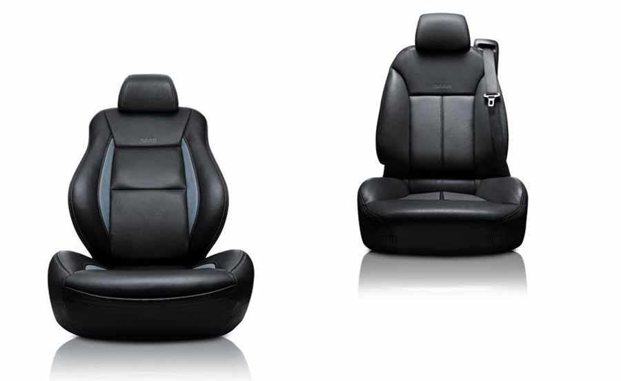 Saab Viggen seats