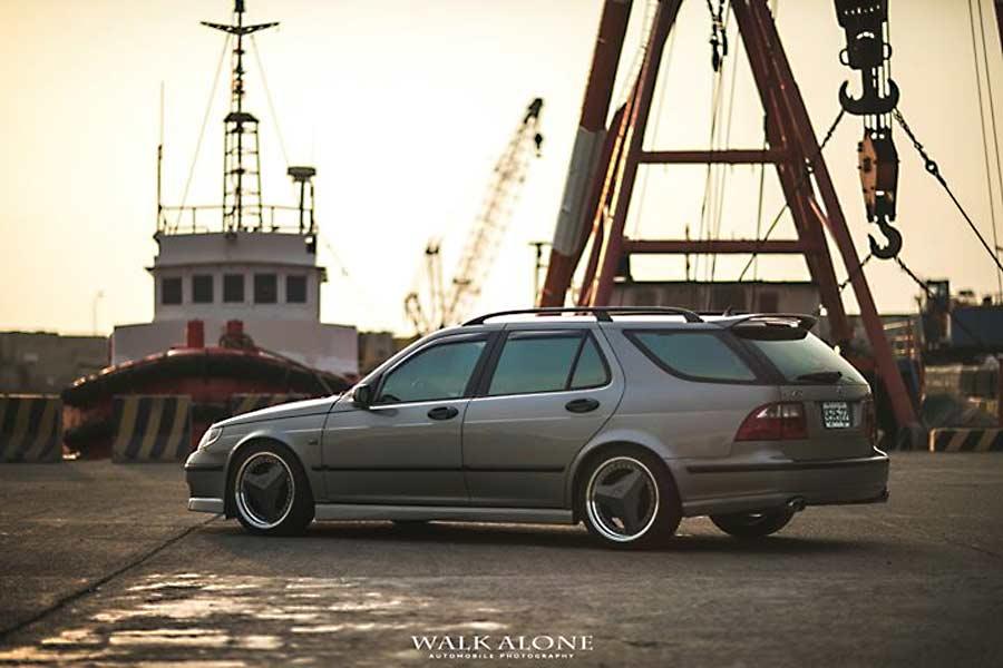 Saab Wagon 9-5