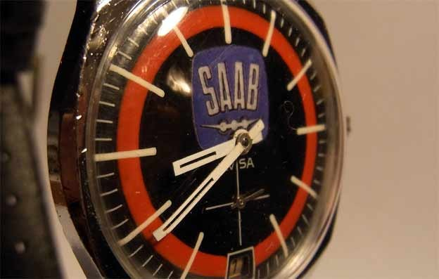 Saab Watches