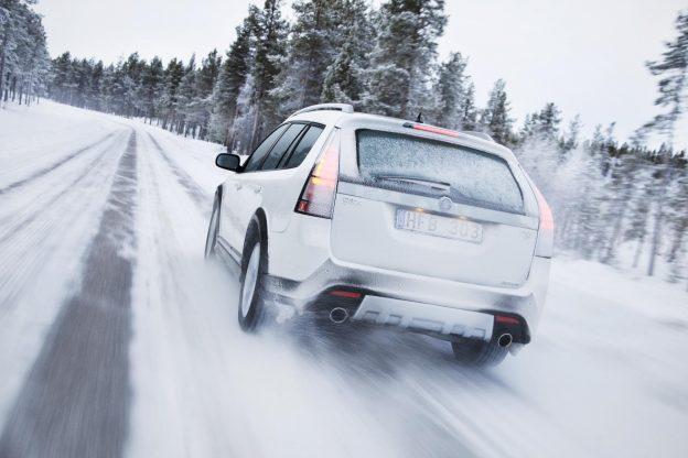 Saab Winter Tips