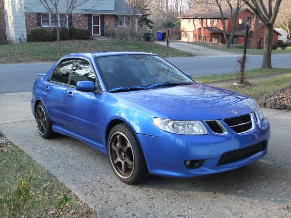 Saab Impreza WRX STi for Sale