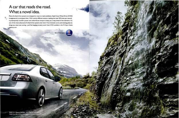 Saab XWD Ad