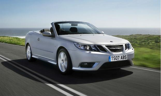 GM recalls 28,789 Saab 9-3 convertibles (model years 2004-2011)