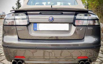 Hirsch Tuned Saab 2.0t