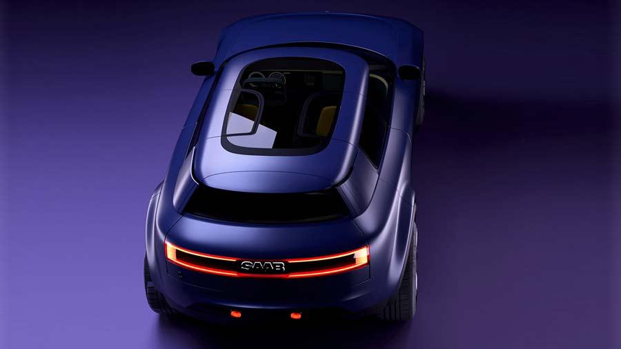 Saab 9 concept